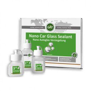 NANO CAR GLASS - нанопокритие и защита за стъкла