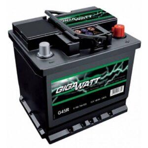 Акумулатор Gigawatt Automotive 60Ah R+