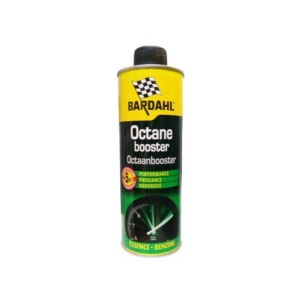 BARDAHL Octane Booster- добавка за повишаване на октановото число до 5 пункта Bar-2302