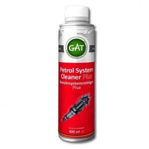 GAT Petrol System Cleaner Plus - почистващ препарат за бензинови системи