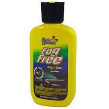 CYCLO против изпотяване на стъкла и срещу замъгляване Frog Free