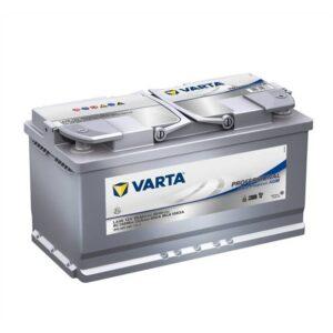VARTA SILVER Dynamic 105Ah AGM R+