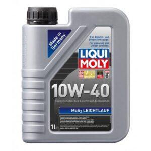 LIQUI MOLY 10W-40 с молибден