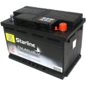 Акумулатор STARLINE 74Ah