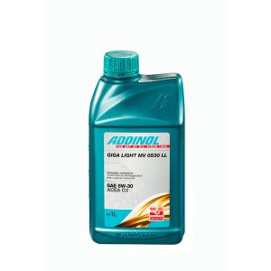Моторно масло ADDINOL GigaLight 5W-30LL