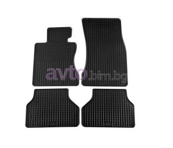 Немски гумени стелки PETEX комплект предни и задни (4 броя)