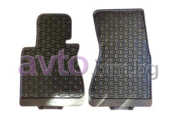 Оригинални гумени стелки комплект предни (2 броя)