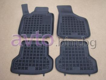 Гумени стелки комплект предни и задни (4 броя) до 2012