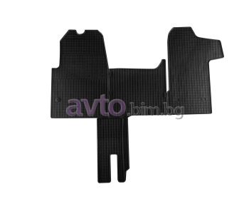 Немски гумени стелки PETEX комплект 4 бр