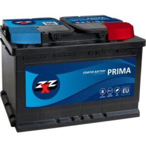 акумулатор zxz prima 45ah 360a r+