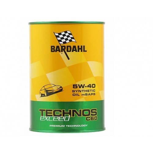 BARDAHL TECHNOS C60 EXCEED 5W-30