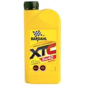 BARDAHL XTC 5W-40