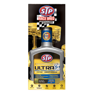 STP Ultra Diesel System Cleaner 5in1