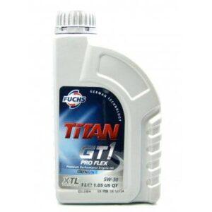 FUCHS TITAN PRO FLEX GT1 5W-30