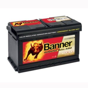 AGM Акумулатор BANNER 80Ah 800A