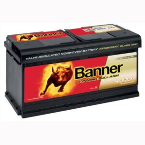 AGM Акумулатор BANNER 92Ah 850A