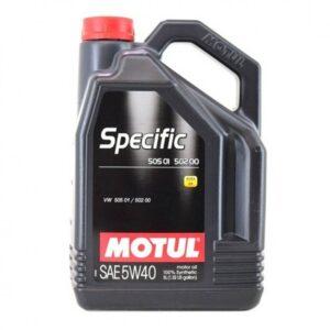 MOTUL SPECIFIC 505.01 5W-40