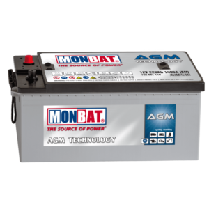 agm акумулатор monbat 95ah 860a