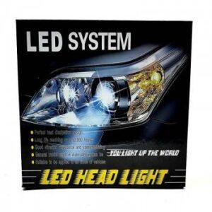 LED комплект H7 55W CANBUS 6000K