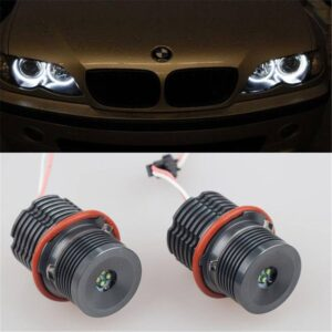 led angel eyes bmw x5, e39, e60, e63