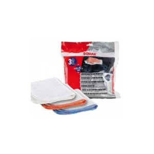 SONAX Microfiber Cloths Ultrafine