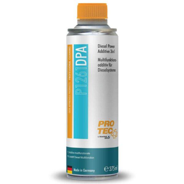 pro-tec p1261 diesel power additive