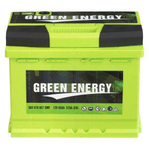 акумулатор green energy 50ah