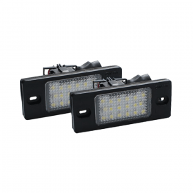 LED плафони к-т за PORSCHE CAYENNE(9PA) / GOLF 4 Variant(1J5)