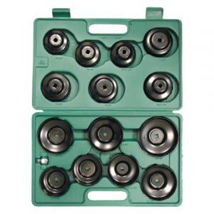 Ключ за маслен филтър 15 части SCT
