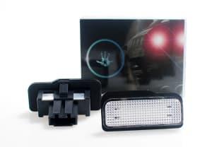 LED плафон за номер за Mercedes-Benz W211