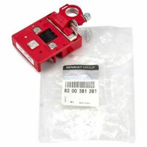 клема за акумулатор renault 8200381281