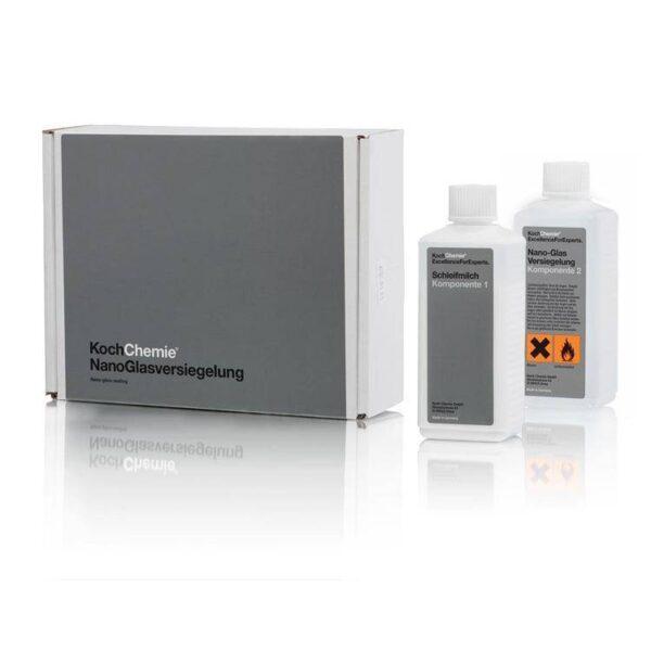Nano Glass Sealing Koch-Chemie - полиране и защита на стъкла