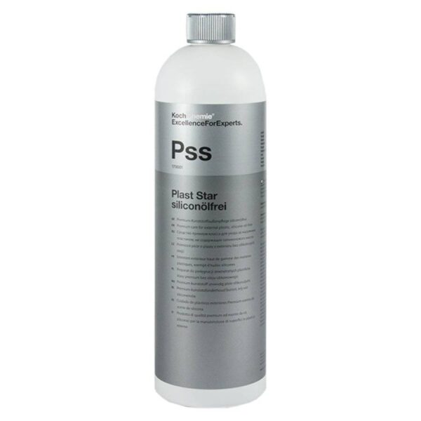 Pss-Plast Star silicone oil free за пластмаса, гума и уплътнения