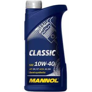 mannol 10w-40 classic
