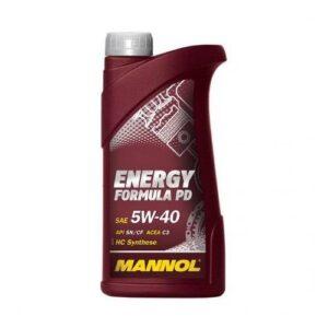 mannol 5w-40 energy formula pd
