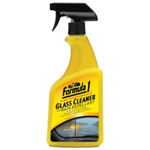 Glass Cleaner with Rain Repellant
