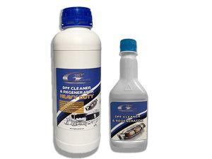 Добавка за почистване на DPF при леки, лекотоварни и товарни автомобили